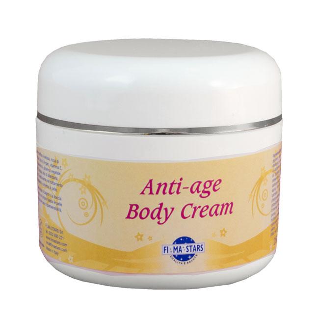 Crema corpo anti-aging