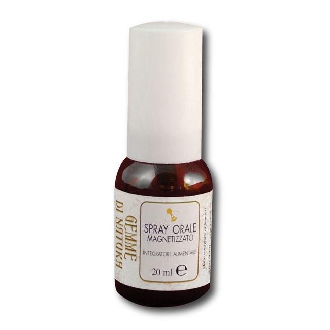Spray orale alla propolis